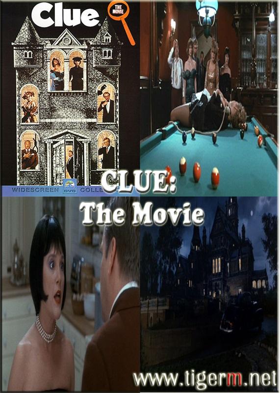Get a clue the movie